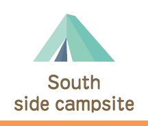 South side campsite