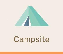 South side campsite