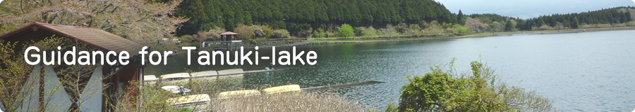 Guidance for Tanuki-lake